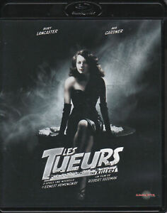 Blu Ray : Les tueurs - Burt Lancaster - NEUF