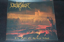 DESASTER The oath of an iron ritual GREEN VINYL 200 COPIES