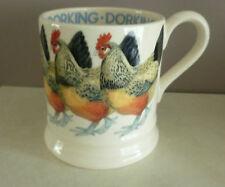 Unboxed Earthenware Bridgewater Pottery Mugs