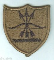 North Dakota Army National Guard subdued color Patch Military Surplus mint cond.