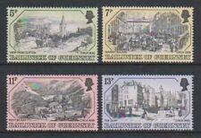 Guernesey - 1978, Vieux Guernesey Imprimés, 1st Series Ensemble - MNH - Sg 161/4