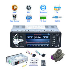 1080P 1DIN Car Audio FM/MP5 Radio Player Bluetooth Touch Screen In Dash Stereo