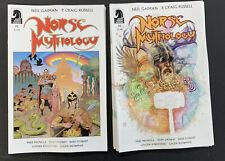Neil Gaiman Norse Mythology #1 Nm Cover A + Cover B Set 10/7 2020
