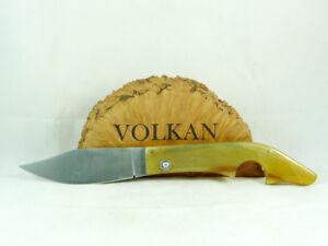 cigar cutter horn knife by Volkan handmade Italy by Franco Spanu cigars cutter