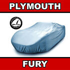 Fits. [PLYMOUTH FURY 4-DOOR] 1971 1972 1973 CAR COVER ☑� Waterproof ✔CUSTOM✔FIT  for sale