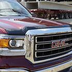 19302683 2014-2018 GMC Sierra 1500 OEM Smoke Black Molded Hood Protector NEW