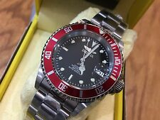 22830 Invicta Men 40mm Pro Diver Automatic Stainless Steel Case Bracelet Watch
