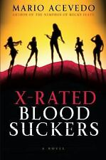 X-Rated Bloodsuckers, Acevedo, Mario, Good Book