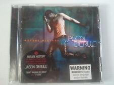 Future History JASON DERULO - Music CD Album - VGC