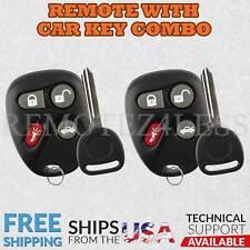 2 for 2001 2002 2003 2004 2005 Pontiac Grand Am Keyless Entry Remote Fob Car Key
