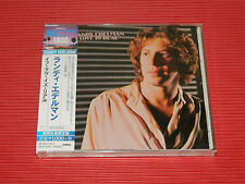 2017 AOR CITY 1000 RANDY EDLEMAN If Love Is Real   JAPAN CD