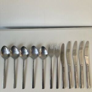 Lot of Vintage Viners 'Love Story' Cutlery