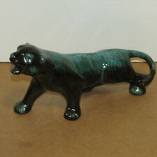 More details for **look** stunning mint condition blue mountain pottery stalking tiger free p+p