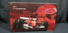 1:18 Mattel 2006 Ferrari F1 F248 Marlboro Brazil GP Last Race M Schumacher J2996