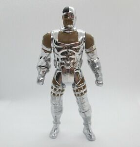 Super Powers Cyborg Custom casted action figure New Pics added