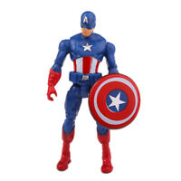 Marvel Avengers Super Hero Incredible Action Figure Figurine Toys Doll Gift Kids