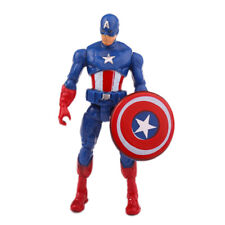 Marvel The Avengers Comics Captain America PVC Action Figure Super Hero Toy Gift