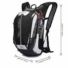 18L Waterproof Outdoor Sport Cycling Travel Backpack Camping Bag Hiking Racksuck