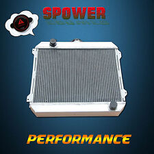 3Row 56MM For Nissan Datsun 720 710 610 510 Series L20B STANZA Aluminum Radiator