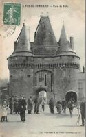 LA FERTE-BERNARD - porte de Ville
