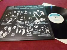 VARIOUS ARTISTS - EXCITING WORLD OF TRANSATLANTIC , CONTOUR 1972 , EX/M- ,LP