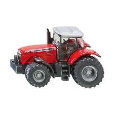 Tracteurs agricoles miniatures gris