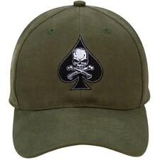 9884 Olive Drab Low Profile Death Spade Baseball Cap. Rothco. Best
