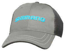 New Shimano Padded Sweatband Cap Gray AHAT200GY