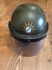VINTAGE GERMANY SWAT SRT POLICE HAT CAP Bayern Bavaria POLIZEI - ORIGINAL! RARE