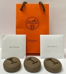HERMÈS PARIS 5x SCENT DIFFUSERS INSIDE ORIGINAL CARDBOARD BAG VERY EXCLUSIVE