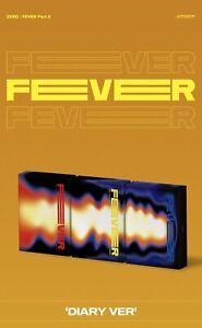 PREORDER! ATEEZ -ZERO :FEVER PT. 2 ALBUM [DAIRY VER.]+SPECIAL GIFT - KPOP SEALED