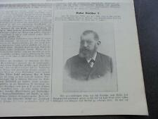 1914 Baugewerkszeitung 95/ Landhaus Sommerkamp Muscherin / Büscher Eberswalde