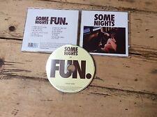 FUN - SOME NIGHTS - CD ALBUM (2012) - NEW! FREE UK FAST POST!