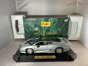 Maisto 1:12 #33201 Jaguar XJ220 (1992) Boxed