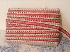 Vintage French Passementerie Braid Trim Trimming ~ 10m - NOS