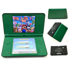 Green Used Refurbished Nintendo DSI XL Video System NDSi XL Game console+Charger