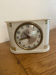 Vintage French Art Deco Mantle Clock