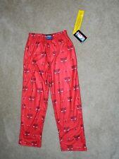 Youth UNK San Chicago Bulls NBA Fleece Pajama Pants, Sz. L (14/16) ~ NWT