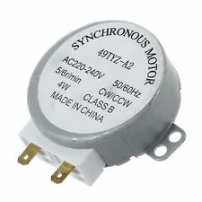 Turntable Synchronous Motor for Microwave Oven DT