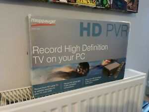 Hauppauge HD PVR (Boxed), Very good condition, Perfect for Youtube