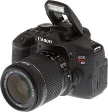 Canon EOS Rebel T6i 24.2MP Digital SLR Camera - Black (Kit w/ 18-55mm & GIFT