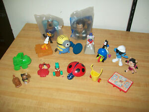 *CHOOSE YOUR TOY* FP MCDONALDS BURGER KING WB Happy Meal Toy--99c PER TOY