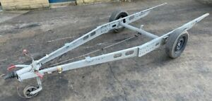 ALKO caravan chassis 1000kg 4.8m Overall Length Ideal Self Build Trailer
