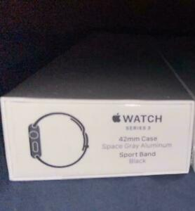 Brand New Sealed Apple Watch Series 3 42mm