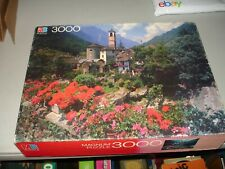 Vintage 1986 MB Magnum Puzzle 3000 Pieces Tessin Switzerland Brand New, Sealed