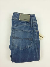 New Diesel Brand Women's Matic Slim Tapered 008N4 Jeans  Color Blue Size W25 L32