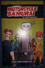 FCBD Free Comic Book Day 2015 Motorcycle Samurai IDW/Top Shelf