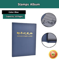 Postage Stamps Album Collection Book Stamp Collection Album Collecting Holder