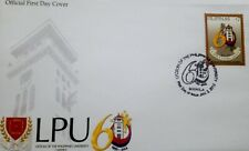 G)2012 PHILIPPINES, LYCEUM OF THE PHILIPPINES UNIVERSITY MANILA, COAT OF ARMS-TO