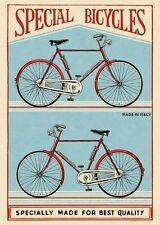 Cavallini especial bicicletas plana envolvente